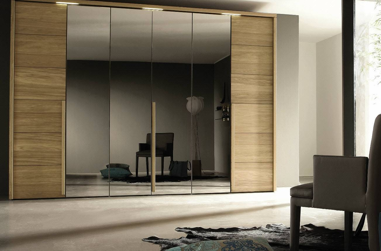 Personable Wooden Stand Alone Closet | Roselawnlutheran intended for Curved Wardrobe Doors (Image 16 of 30)