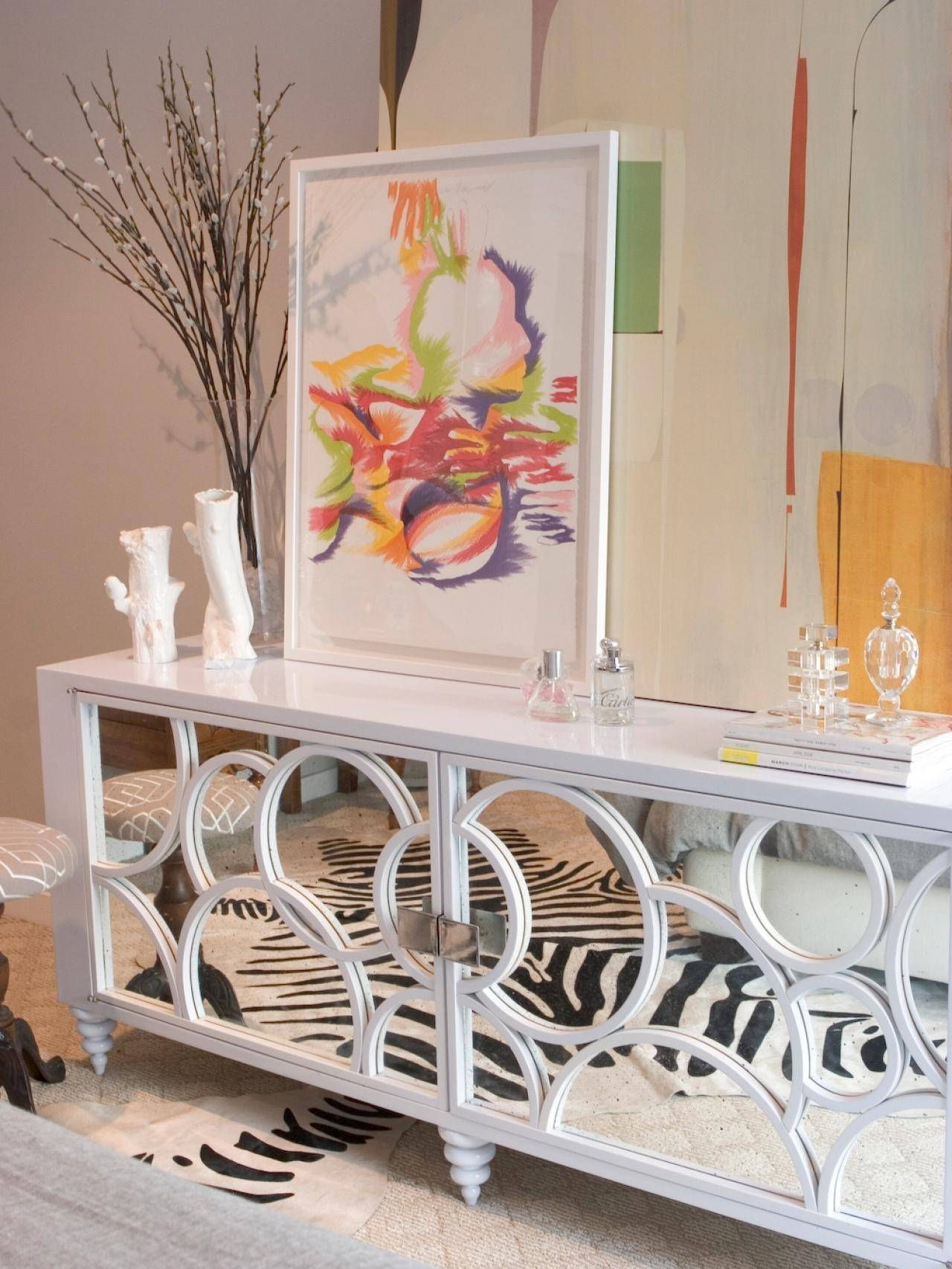 Photo Page | Hgtv with regard to White Mirrored Sideboards (Image 15 of 30)