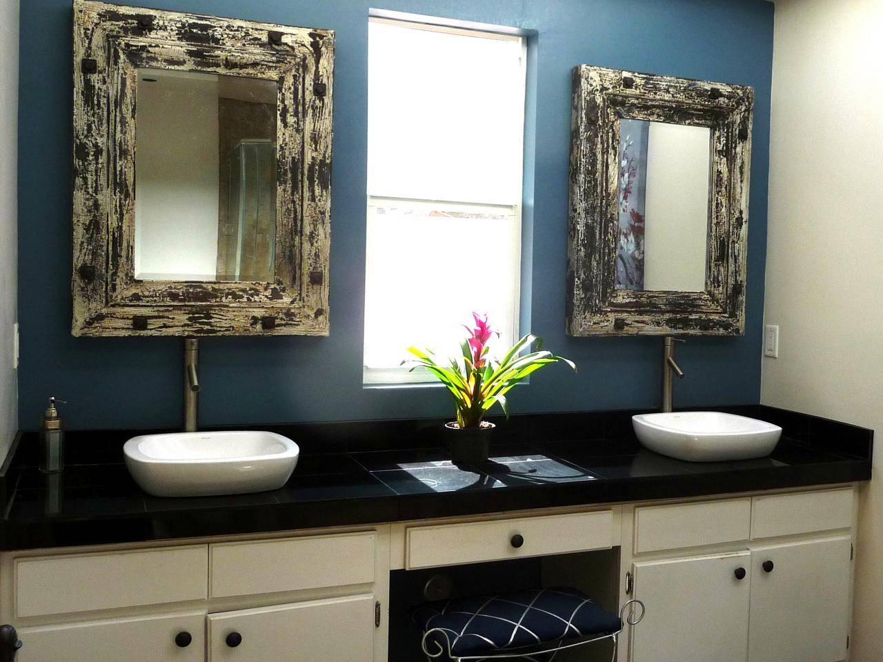 Photo Page | Hgtv Within Black Shabby Chic Mirrors (View 22 of 25)