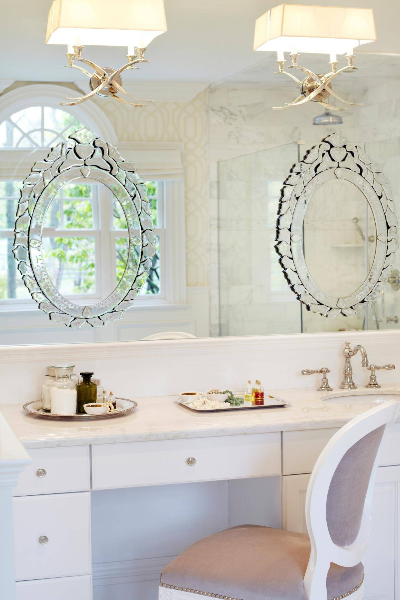 Photos | Chango And Co. | Hgtv for Venetian Bathroom Mirrors (Image 21 of 25)