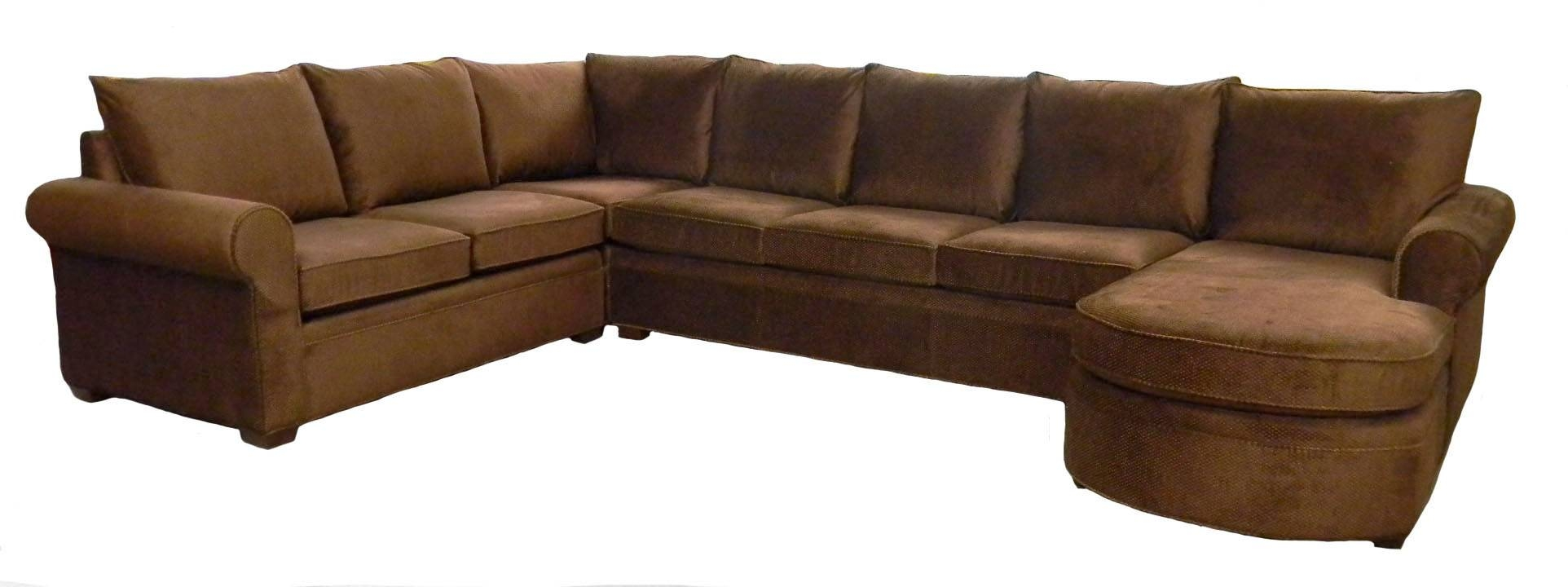 Photos Examples Custom Sectional Sofas Carolina Chair Furniture for 6 Foot Sofas (Image 10 of 30)