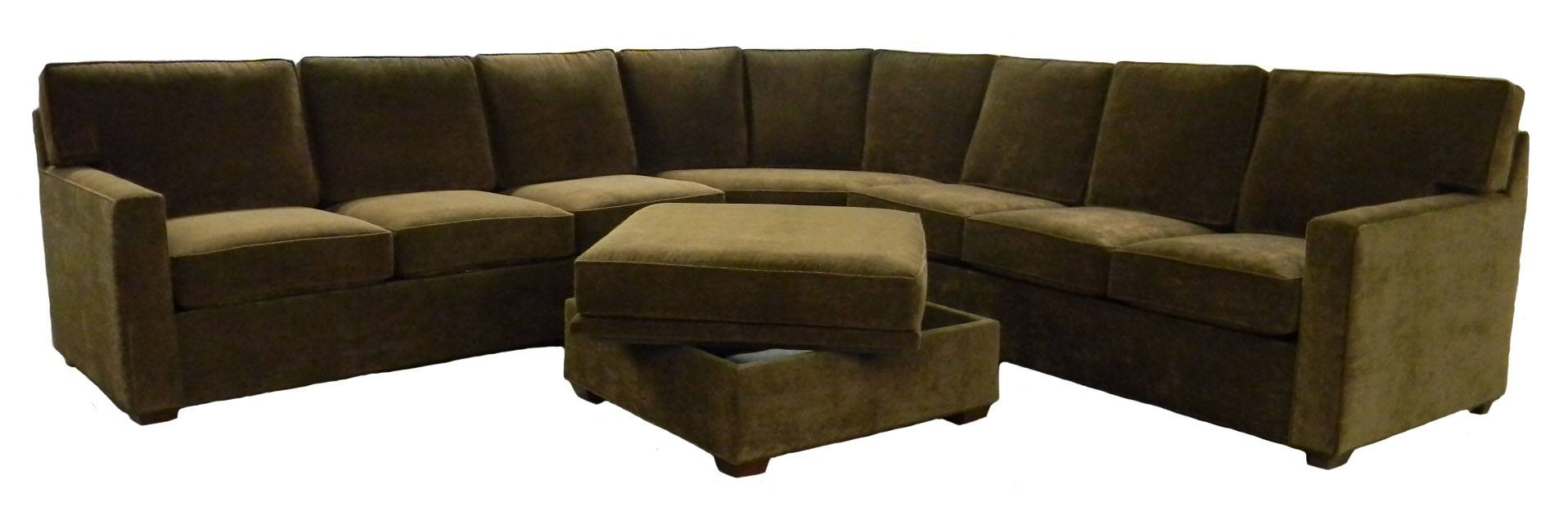 Photos Examples Custom Sectional Sofas Carolina Chair Furniture with Sectinal Sofas (Image 18 of 30)