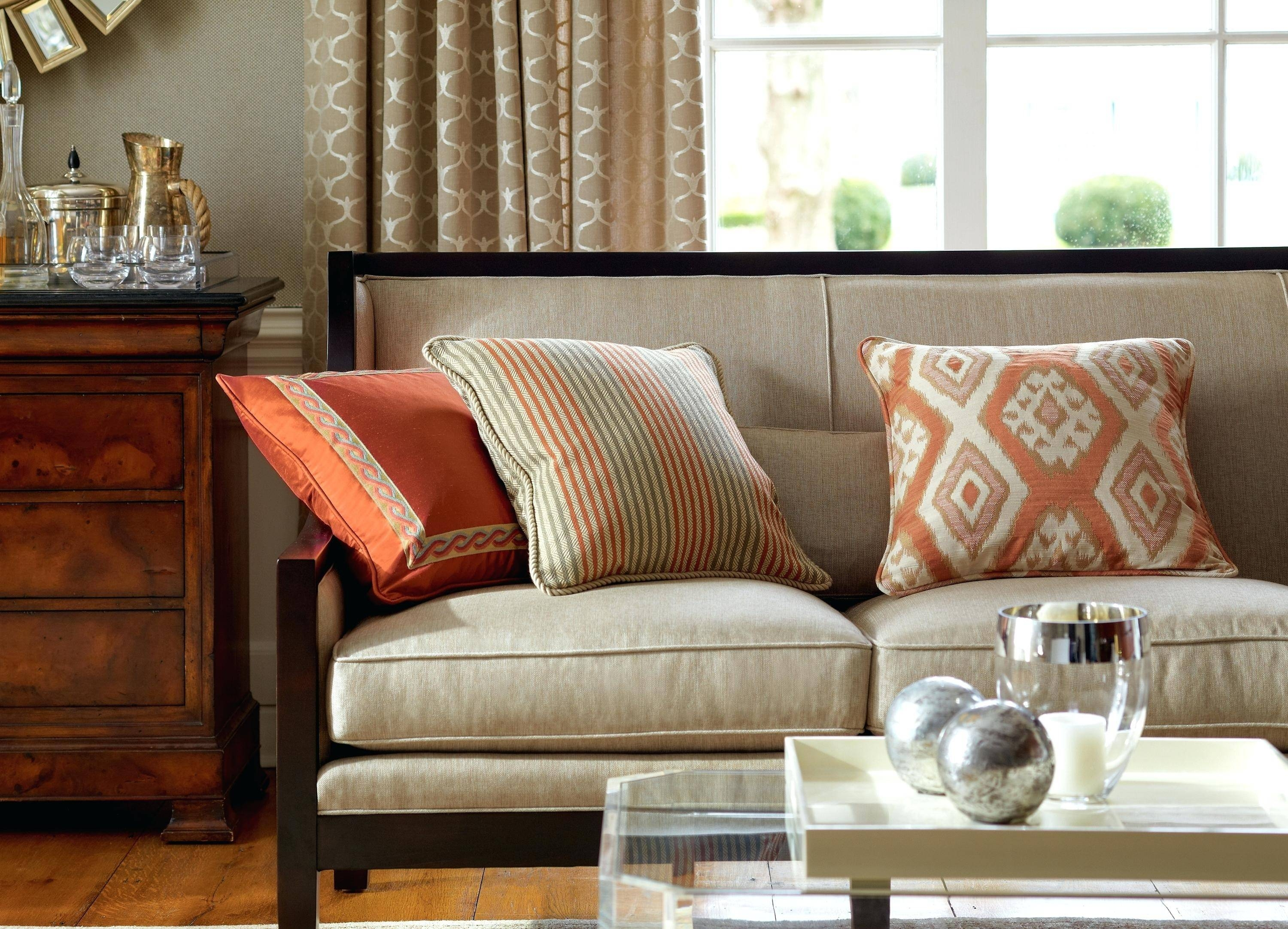 Pillows : Oversized Pillows For Couch Within Large Couch Pillows for Oversized Sofa Pillows (Image 21 of 30)