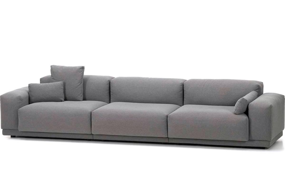 Place 3 Seat Sofa - Hivemodern intended for Modern 3 Seater Sofas (Image 26 of 30)