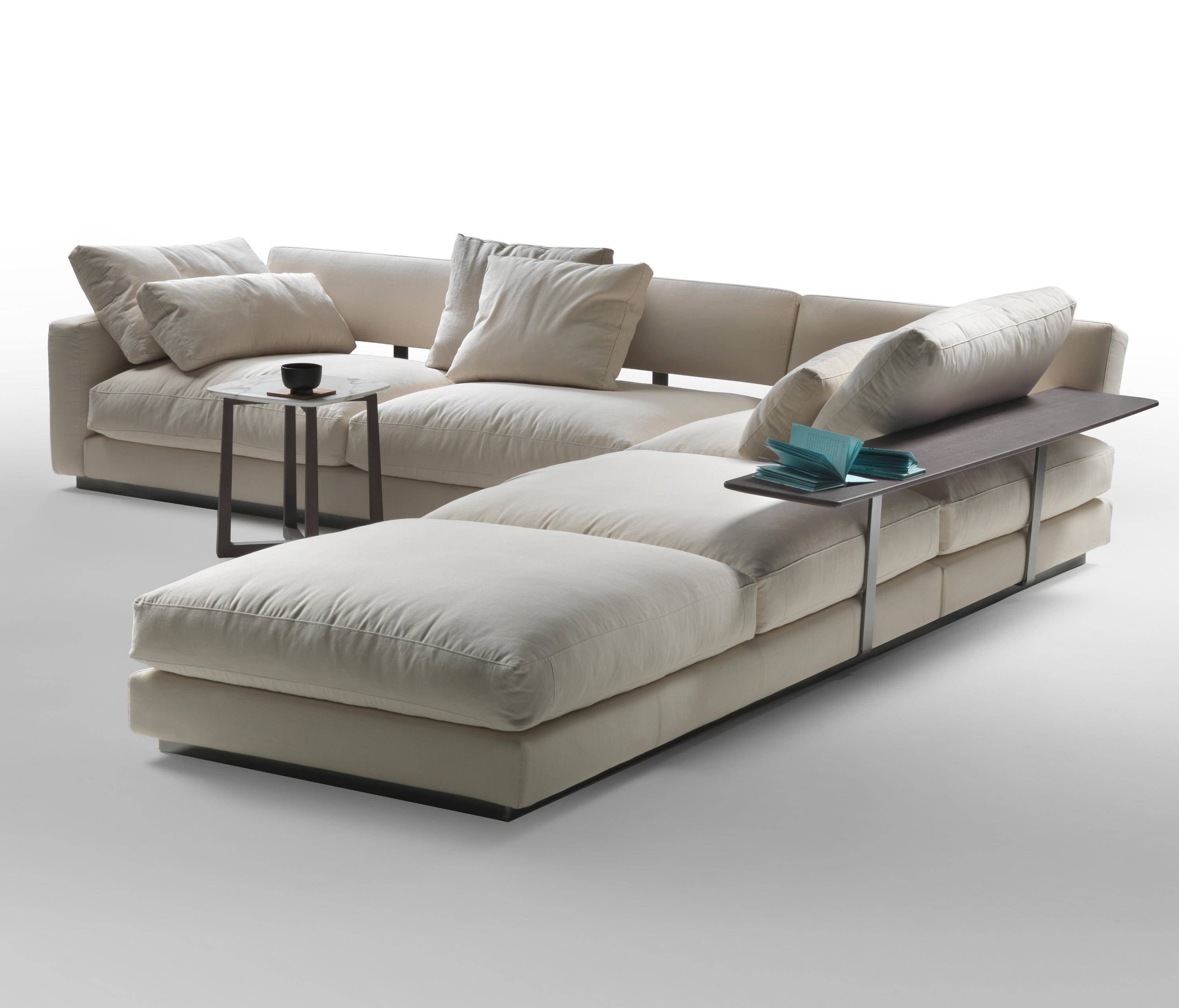 Pleasure Sectional Sofa - Modular Seating Systems From Flexform for Flexform Sofas (Image 19 of 25)