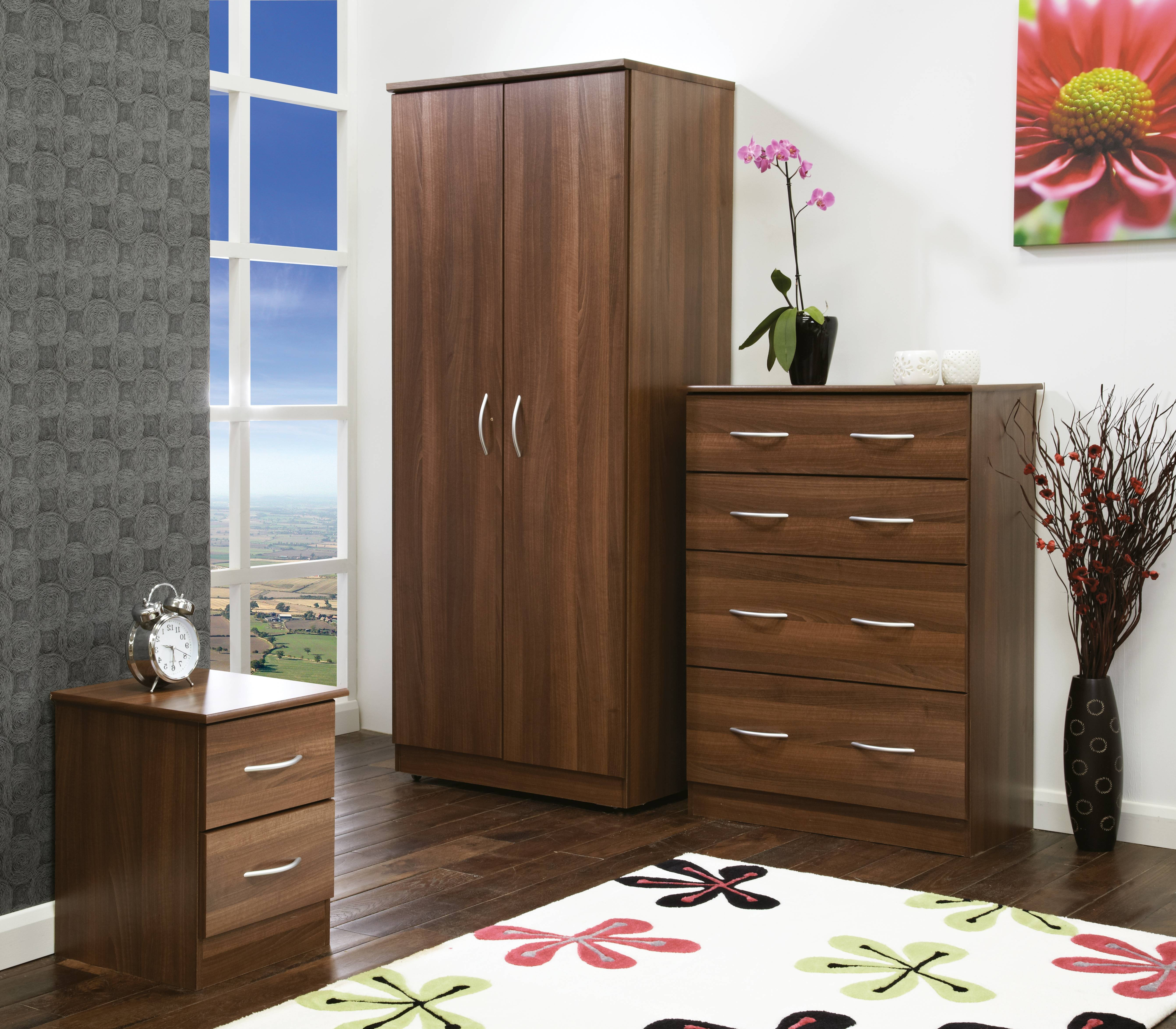 Polands Furniture Store In Worthing - Bedroom Furniture intended for Cheap Wardrobes and Chest of Drawers (Image 11 of 15)