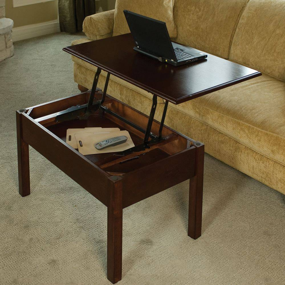 Pop Up Coffee Table – The Green Head Intended For Coffee Tables With Lift Up Top (View 23 of 30)