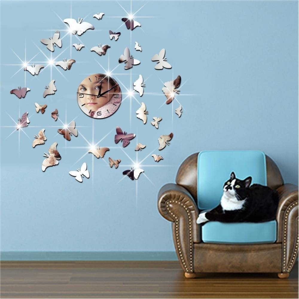 Popular Butterfly Wall Mirrors-Buy Cheap Butterfly Wall Mirrors within Butterfly Wall Mirrors (Image 21 of 25)