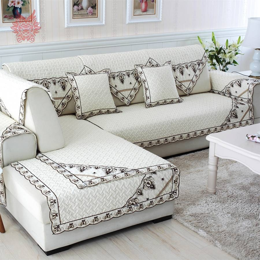 Popular Chair Sofa Covers Buy Cheap Chair Sofa Covers Lots From Pertaining To Sofa And Chair Covers (View 20 of 30)