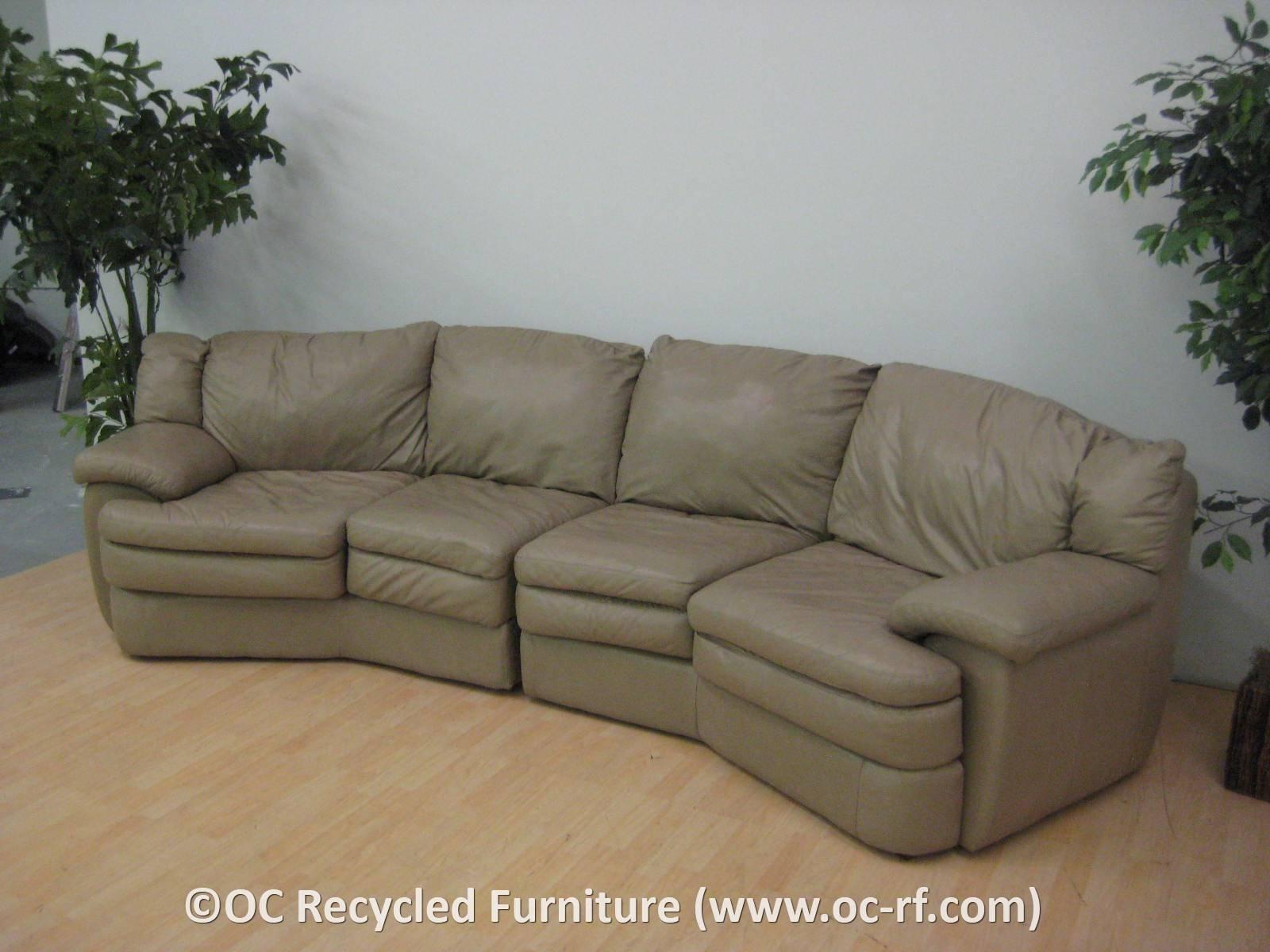 Popular Circular Sectional Sofas 90 In Jane Bi Sectional Sofa With regarding Jane Bi Sectional Sofa (Image 29 of 30)