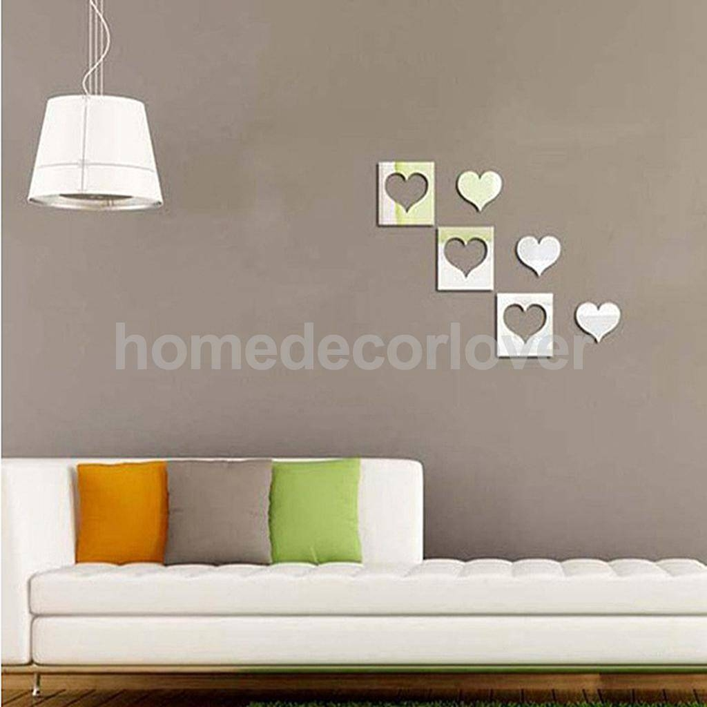 Popular Heart Shaped Mirrors-Buy Cheap Heart Shaped Mirrors Lots in Heart Shaped Mirrors for Wall (Image 15 of 25)