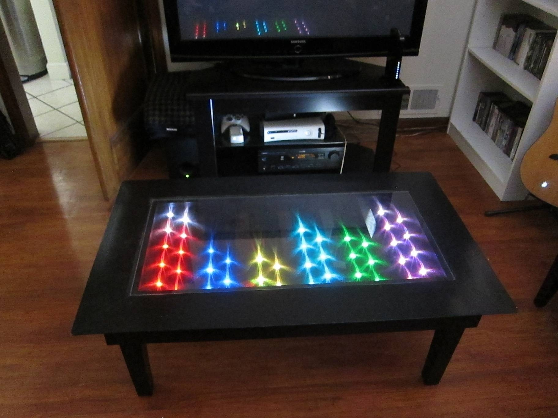 Popular Led Coffee Table For Home Furniture Designs – Rgb Led regarding Led Coffee Tables (Image 21 of 30)