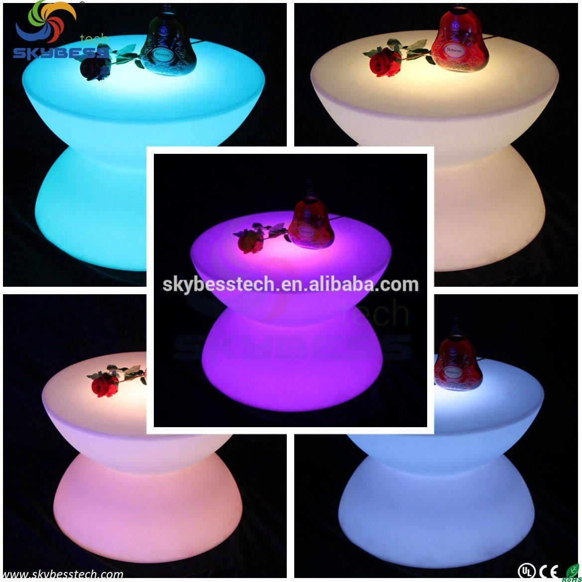 Popular Lighted Coffee Table-Buy Cheap Lighted Coffee Table Lots intended for Led Coffee Tables (Image 22 of 30)