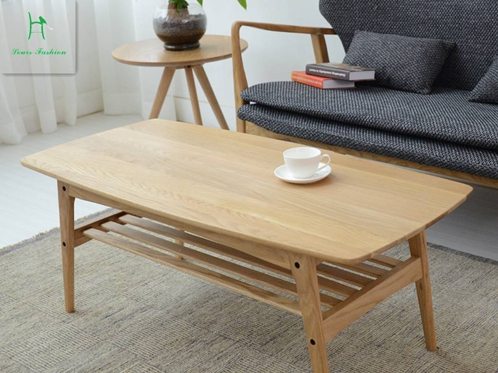 30 inspirations of cheap oak coffee tables for Cheap oak coffee table
