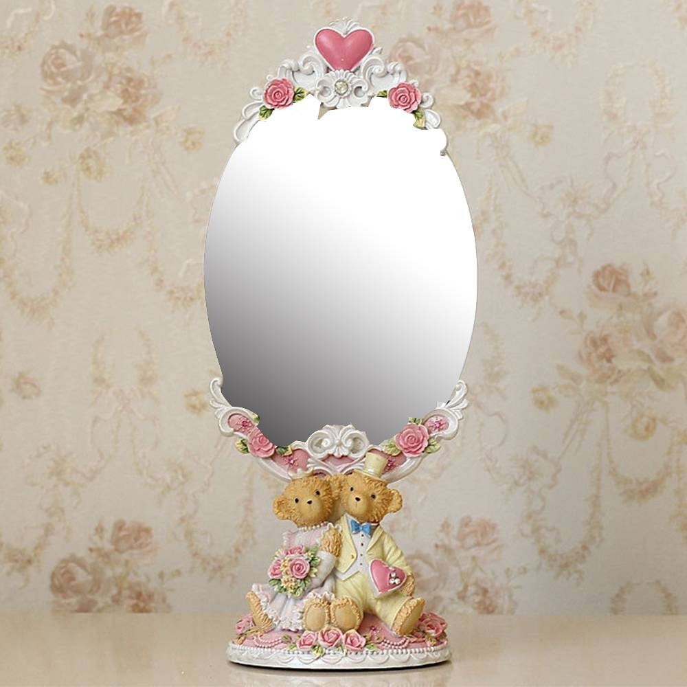 Popular Oval Vintage Mirrors-Buy Cheap Oval Vintage Mirrors Lots pertaining to Buy Vintage Mirrors (Image 20 of 25)