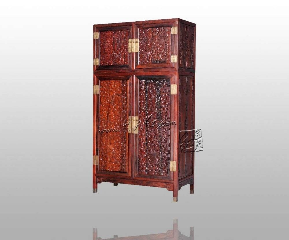 Popular Rosewood Wardrobe-Buy Cheap Rosewood Wardrobe Lots From for Chinese Wardrobes (Image 10 of 15)