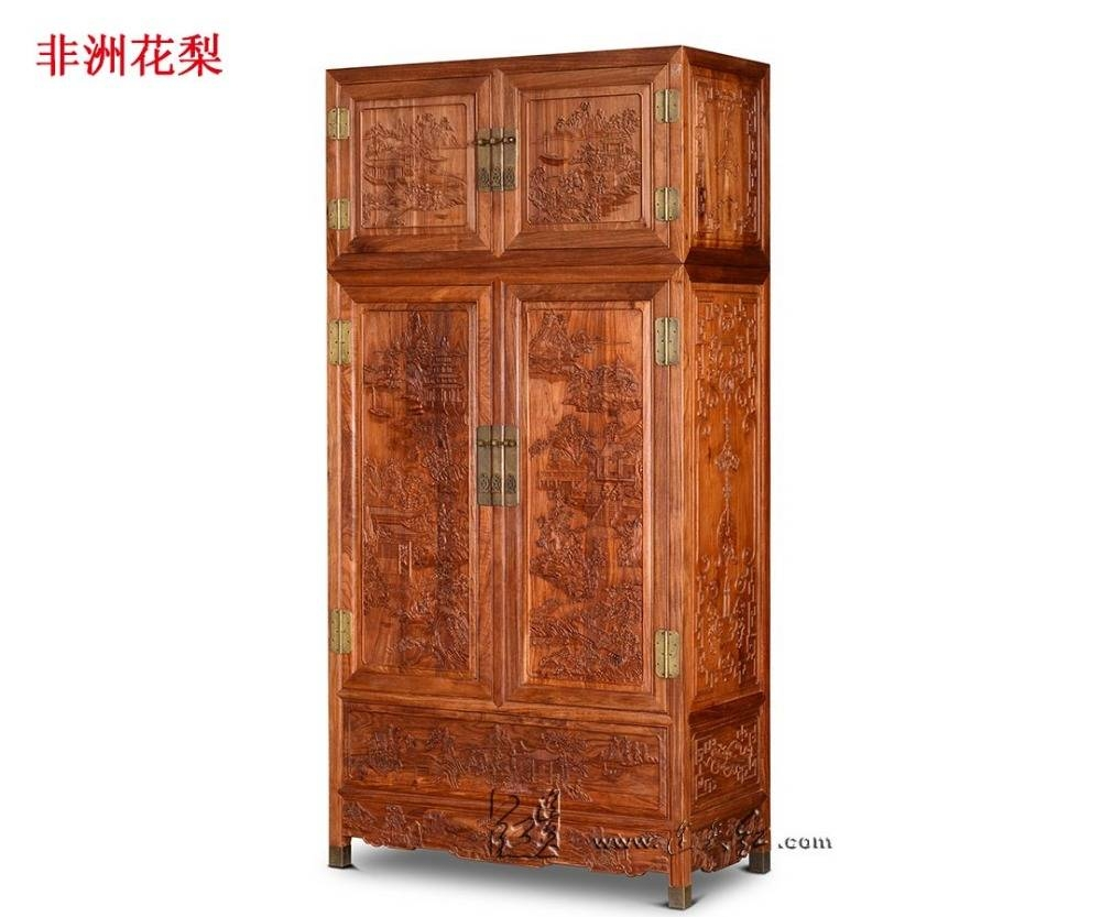 Popular Rosewood Wardrobe-Buy Cheap Rosewood Wardrobe Lots From inside Chinese Wardrobes (Image 11 of 15)