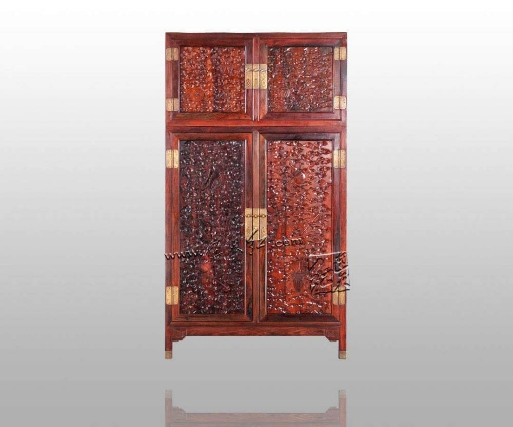Popular Rosewood Wardrobe-Buy Cheap Rosewood Wardrobe Lots From with Chinese Wardrobes (Image 13 of 15)