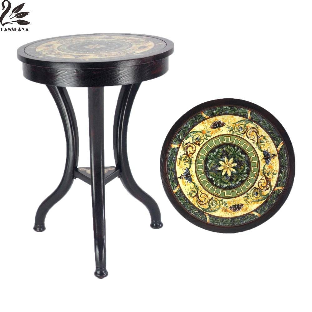 Popular Round Coffee Tables Buy Cheap Round Coffee Tables Lots Inside Coffee Table Rounded Corners (View 22 of 30)
