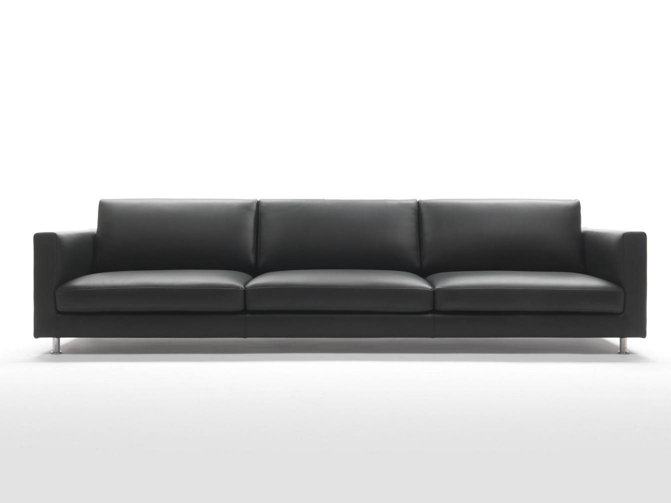 Popular Seat Leather Sofa With Newcastle Leather Seater Sofa The Intended For 4 Seat Leather Sofas (View 18 of 30)