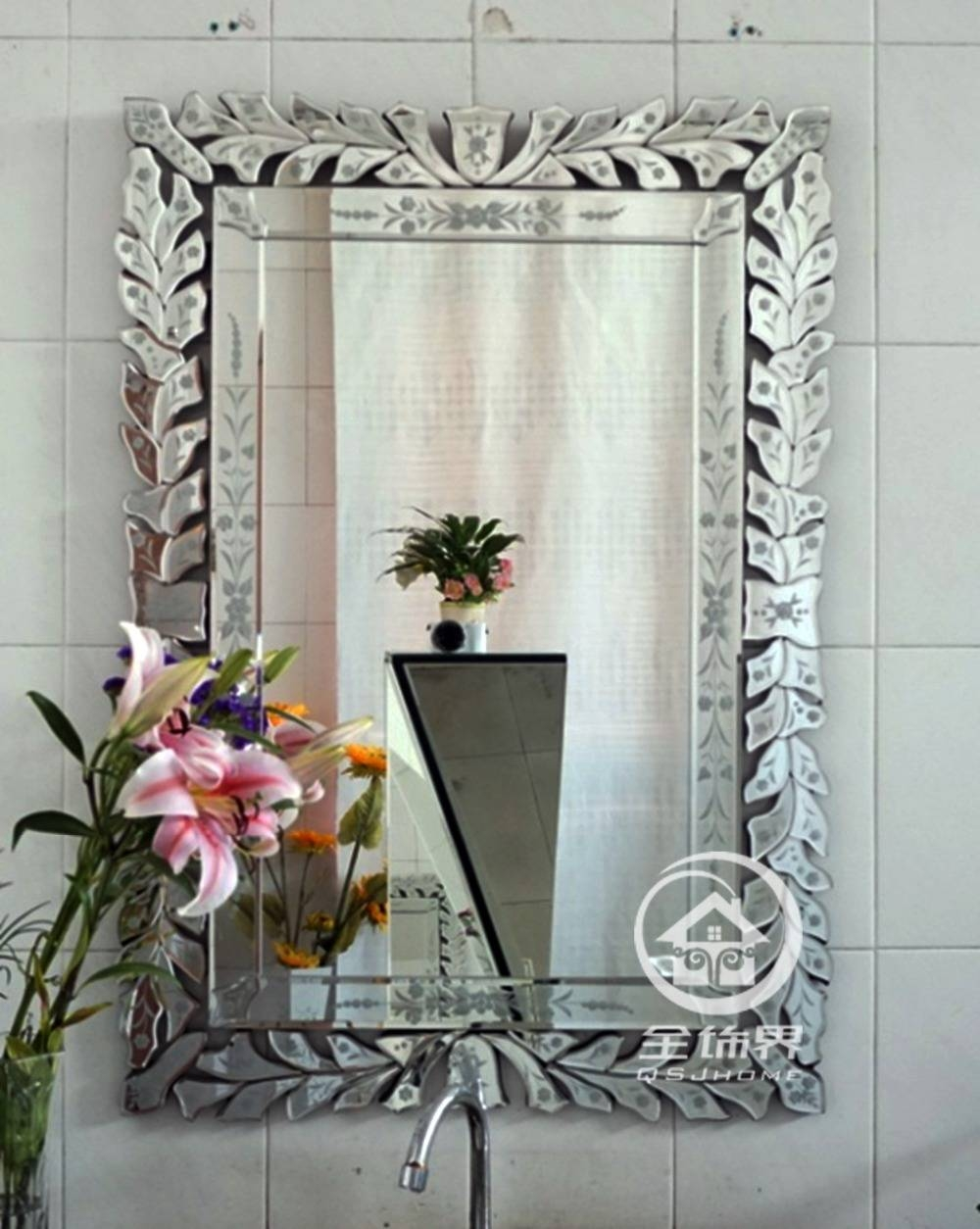 Popular Venetian Wall Mirror-Buy Cheap Venetian Wall Mirror Lots within Venetian Wall Mirrors (Image 20 of 25)