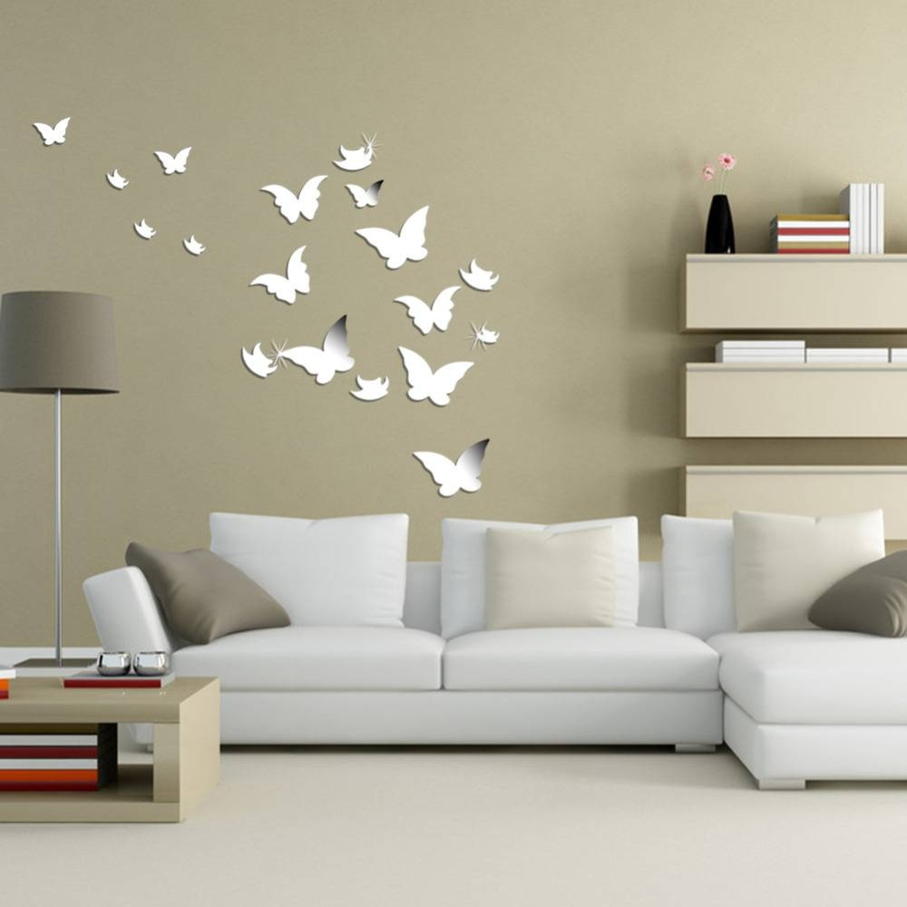 Popular Wall Acrylic Mirror-Buy Cheap Wall Acrylic Mirror Lots for Butterfly Wall Mirrors (Image 23 of 25)