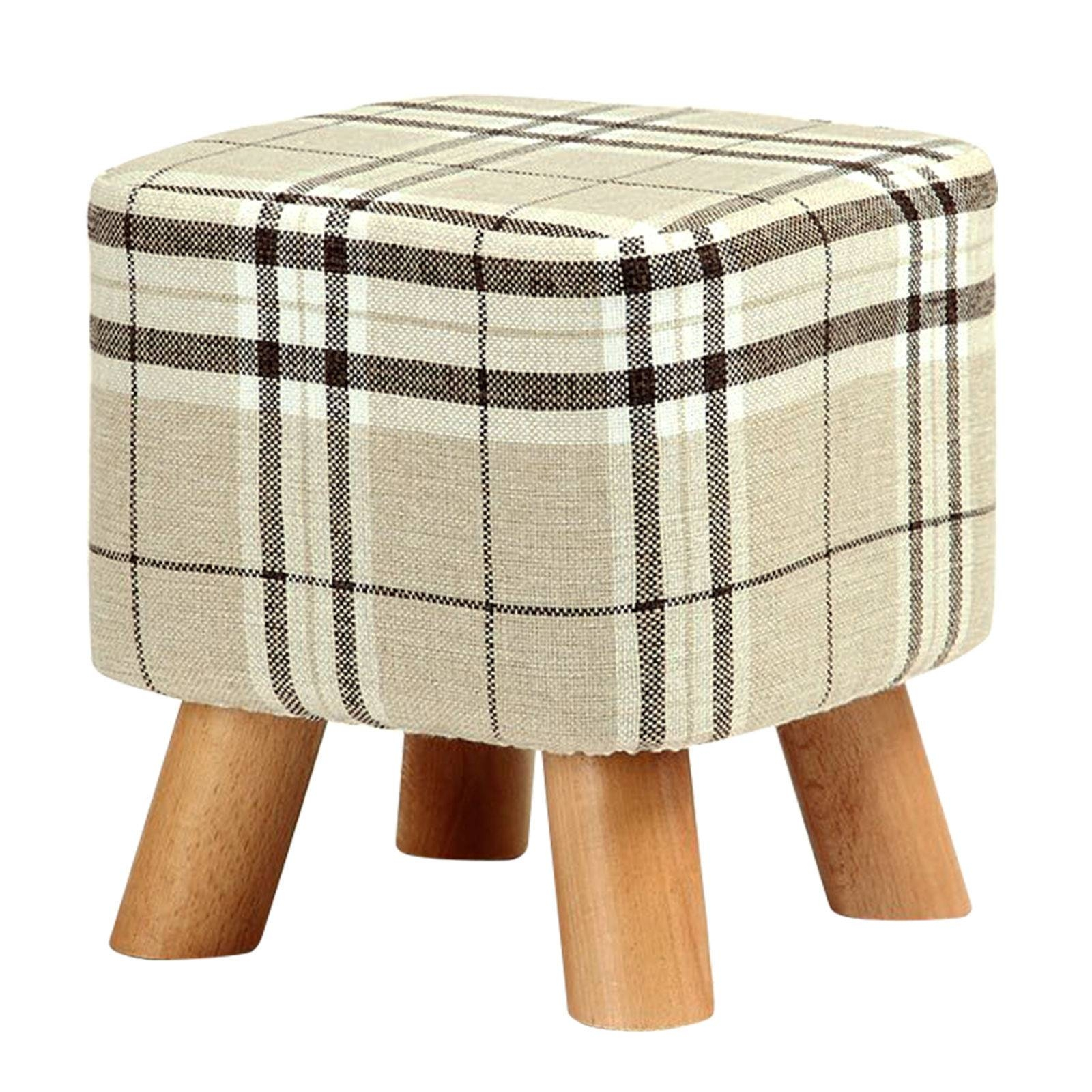 Popular Wood Footstools-Buy Cheap Wood Footstools Lots From China with regard to Fabric Footstools (Image 27 of 30)