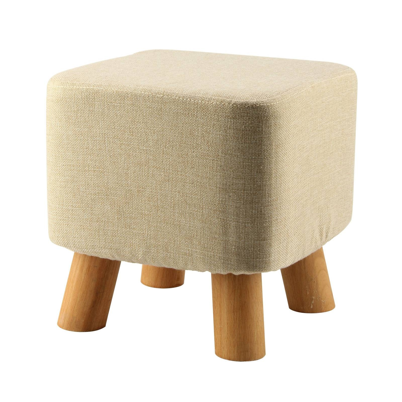 Popular Wooden Footstools-Buy Cheap Wooden Footstools Lots From within Upholstered Footstools (Image 16 of 30)