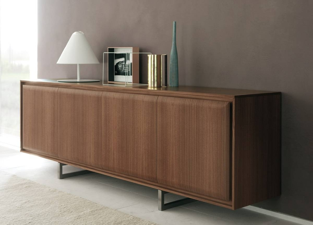 Porada Hamilton Sideboard - Porada Furniture At Go Modern within Large Modern Sideboards (Image 21 of 30)