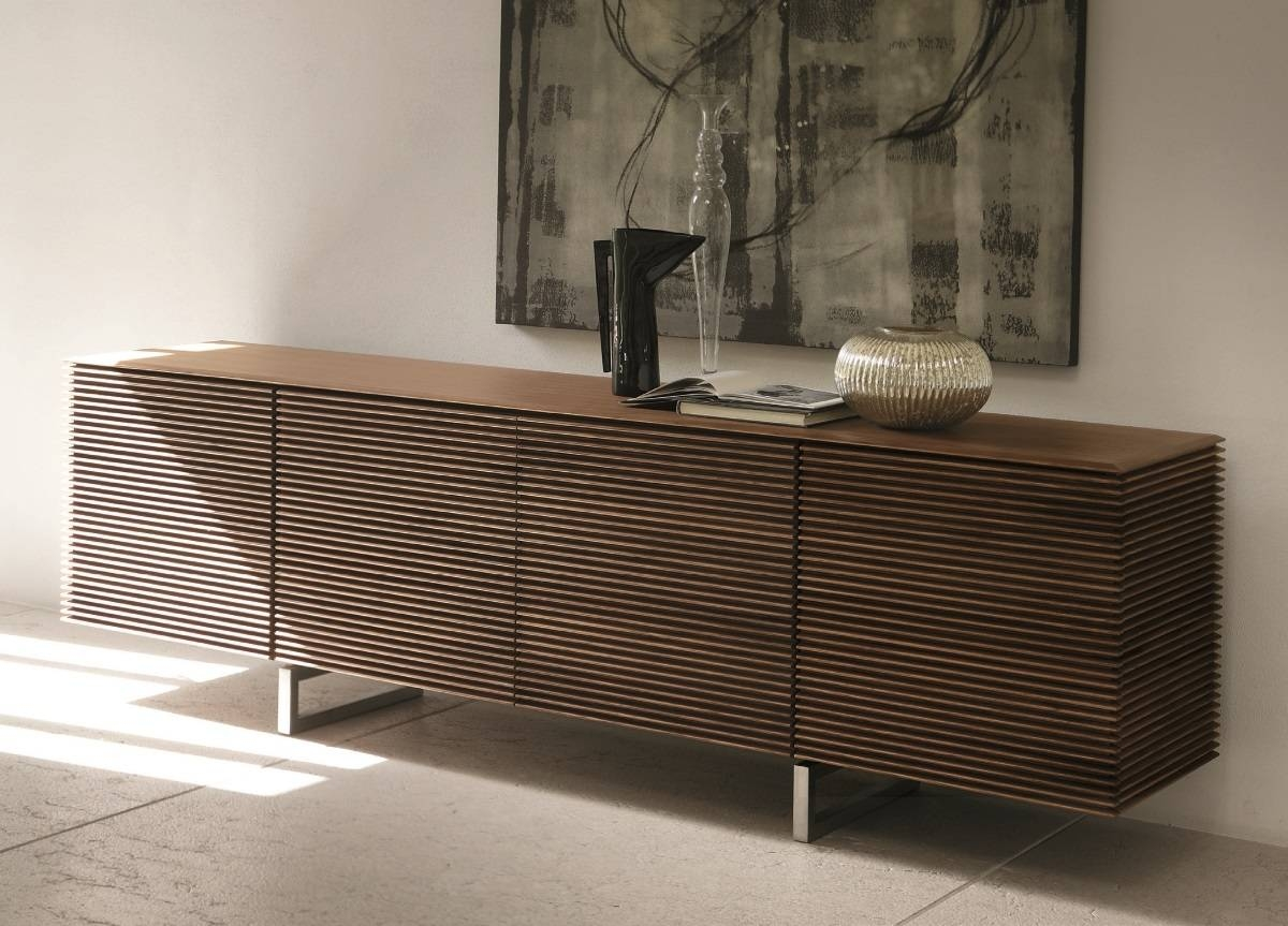 Porada Riga Large Sideboard - Porada Furniture At Go Modern regarding Large Modern Sideboards (Image 22 of 30)