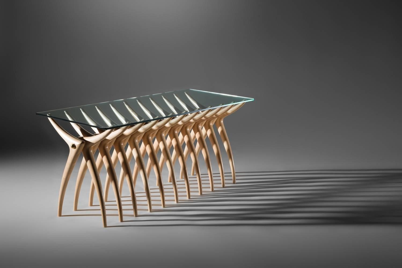 Portfolio @ Solomon: Furniture inside Bespoke Coffee Tables (Image 28 of 30)