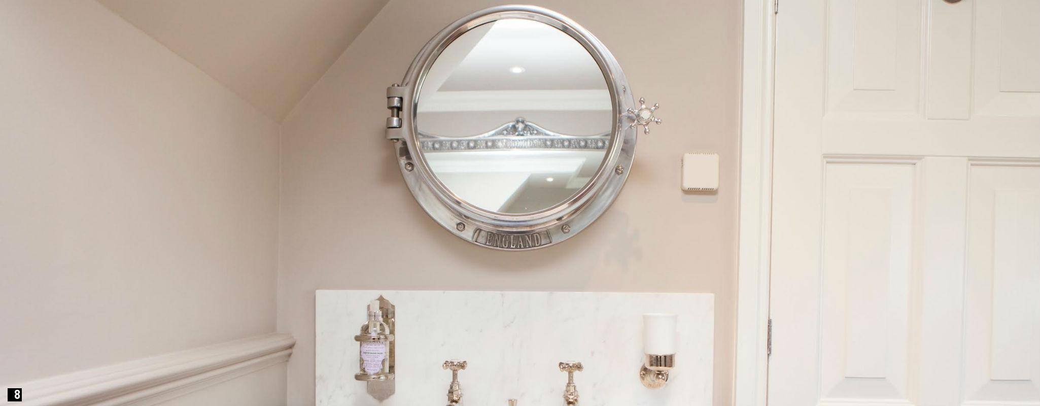 Porthole Mirrors | Product Categories | Chadder & Co (View 20 of 25)