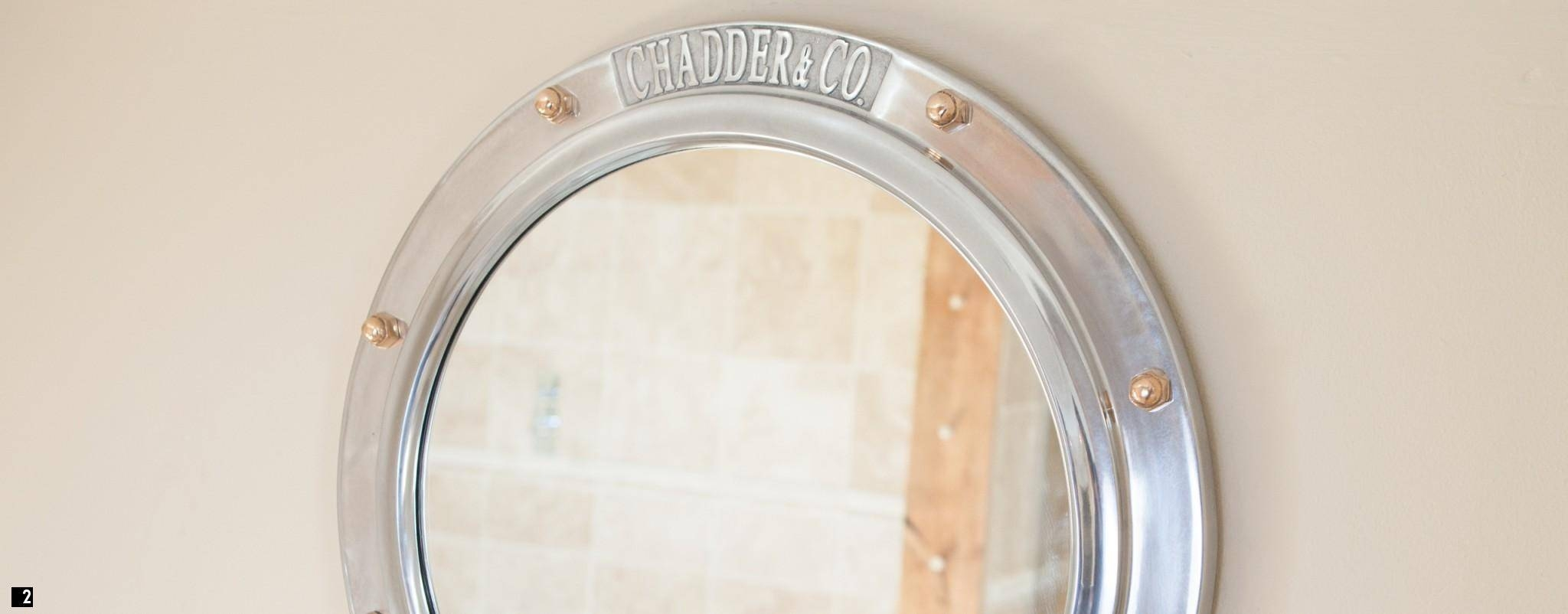Porthole Mirrors | Product Categories | Chadder & Co. throughout Porthole Wall Mirrors (Image 18 of 25)