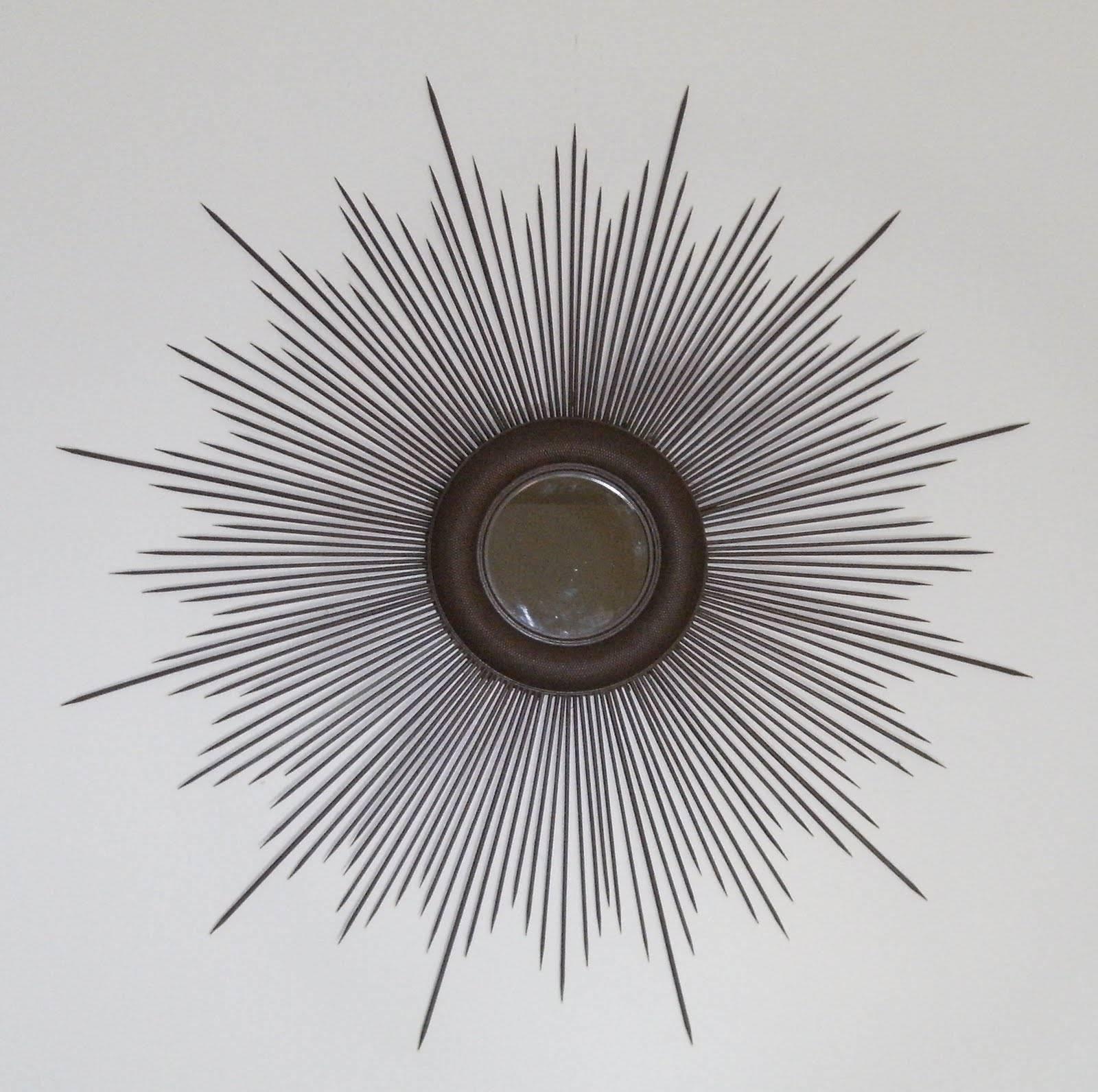 Potatoez N' Pineconez: Starburst Mirror For Bronze Starburst Mirrors (View 22 of 25)