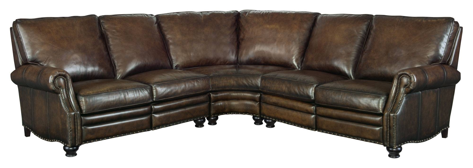 Power Motion Sectional Sofa | Bernhardt regarding Leather Motion Sectional Sofa (Image 19 of 25)