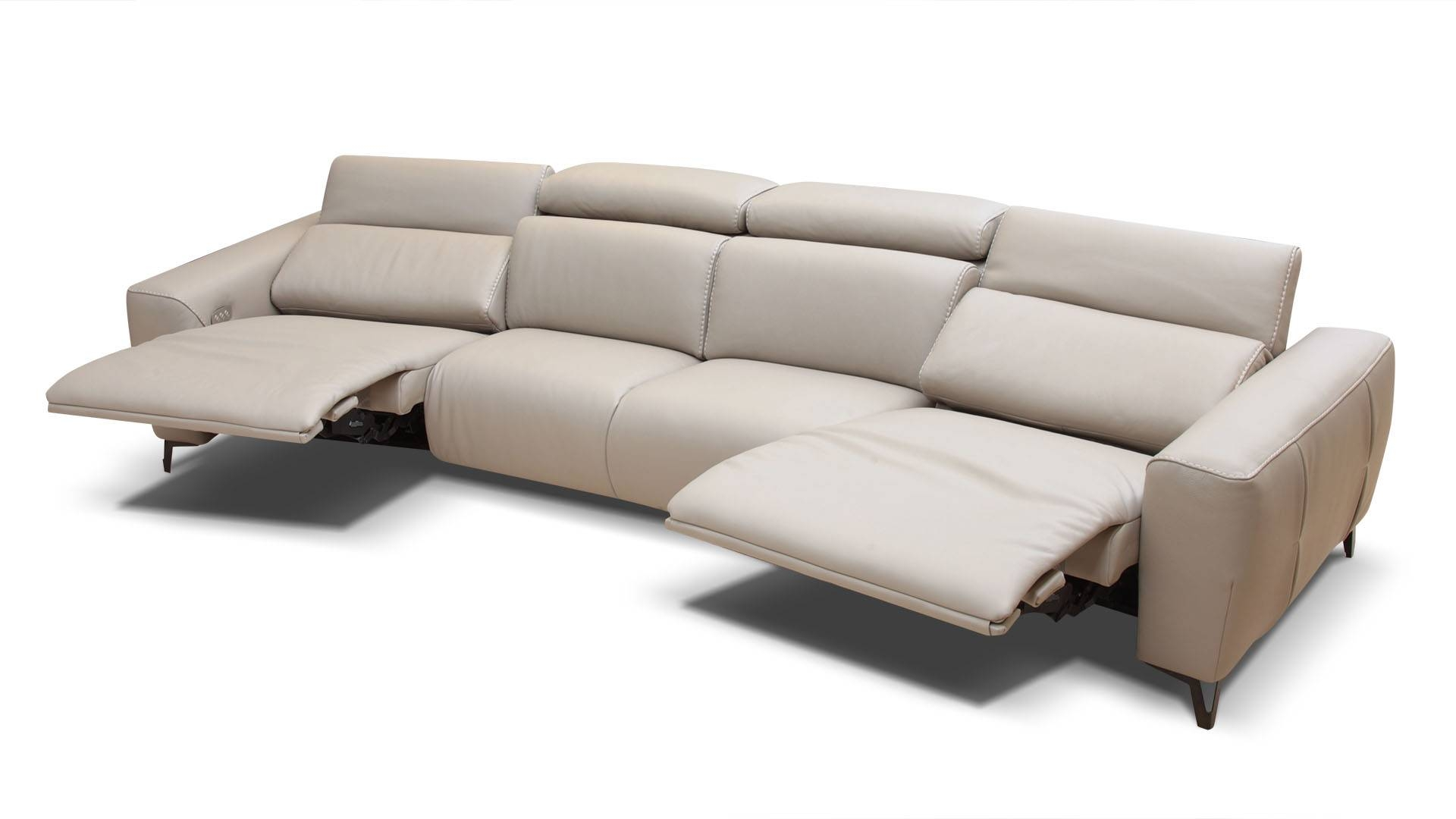 Power Motion Sofas & Sectionals | Braccisofas intended for Angled Chaise Sofa (Image 15 of 30)
