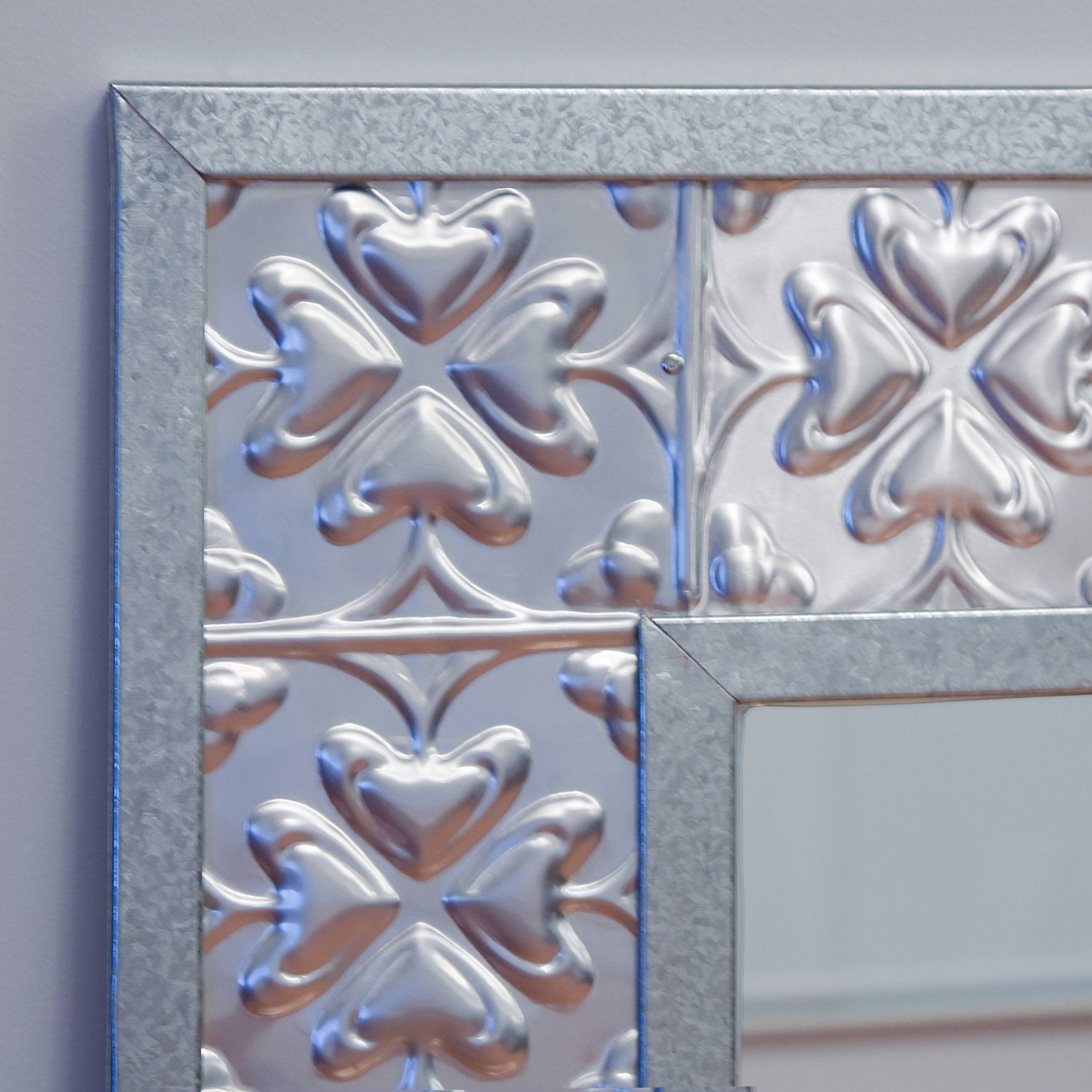 Featured Photo of Pressed Tin Mirrors
