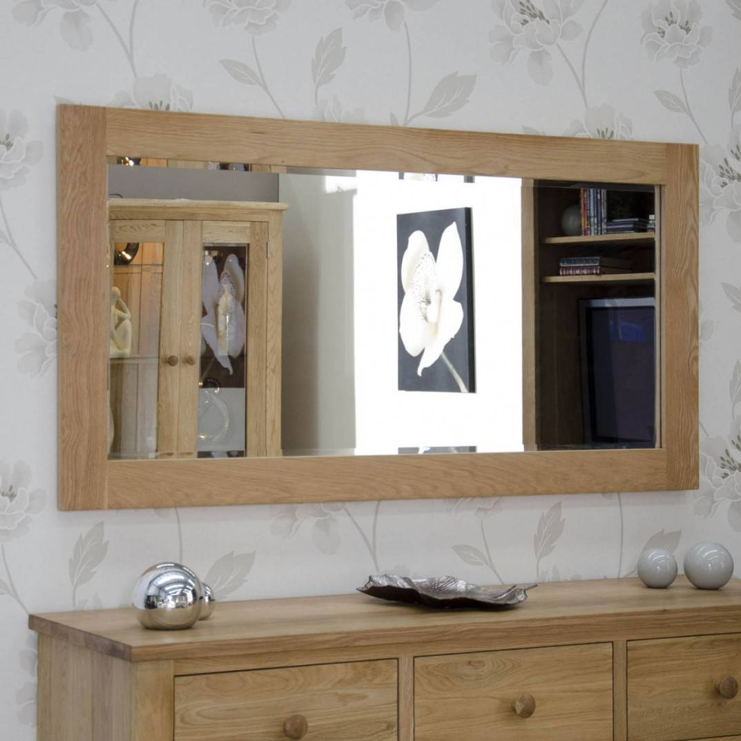 Product Categories Mirrors | Pannu Furniture Designs Ltd. inside Large Oak Framed Mirrors (Image 23 of 25)