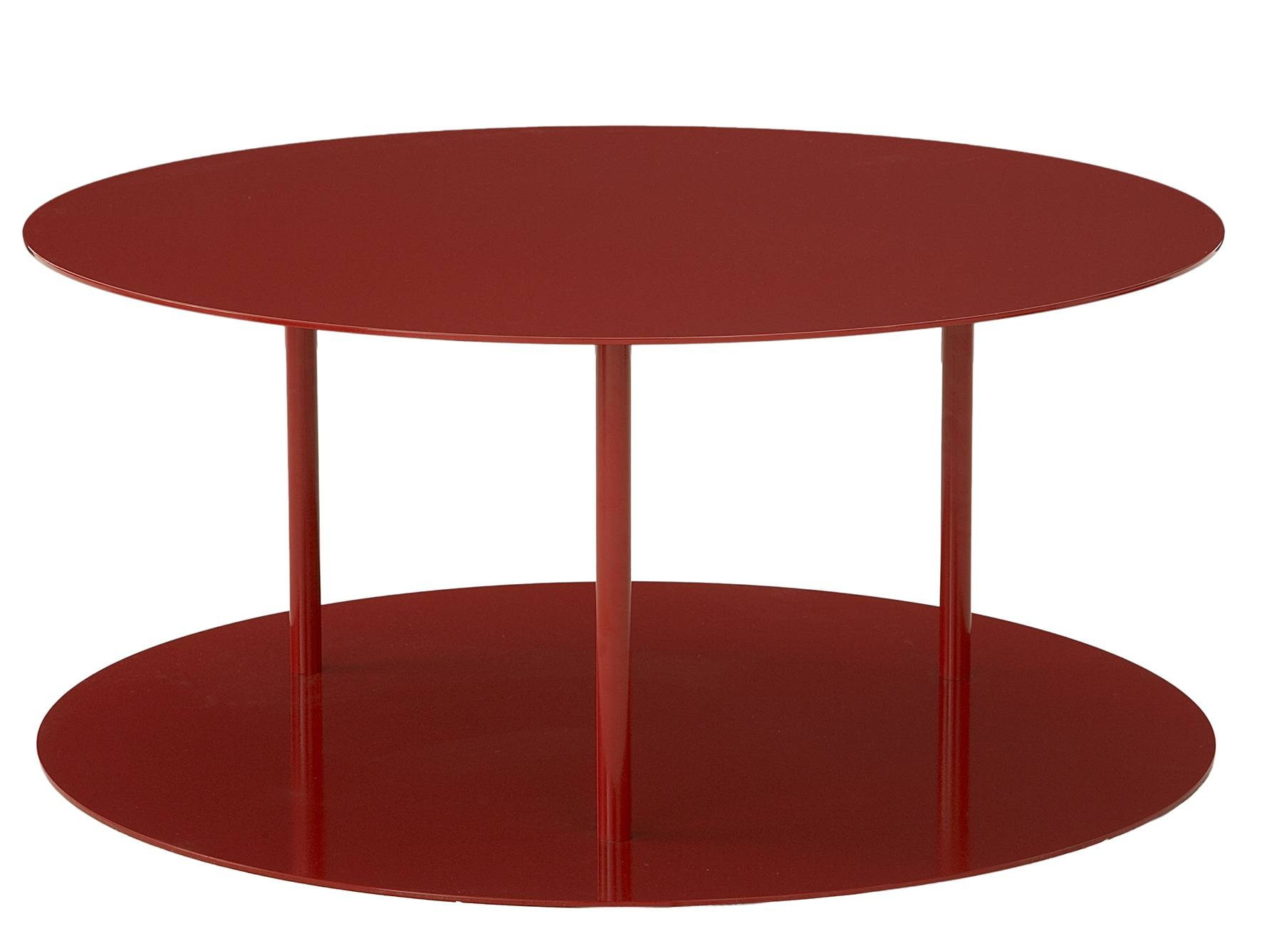 Products - Ruby Tables - Hightower with Round Red Coffee Tables (Image 23 of 30)