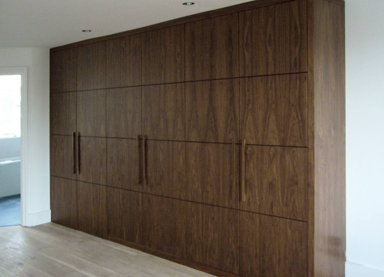 Proline in Dark Wood Wardrobes (Image 19 of 30)