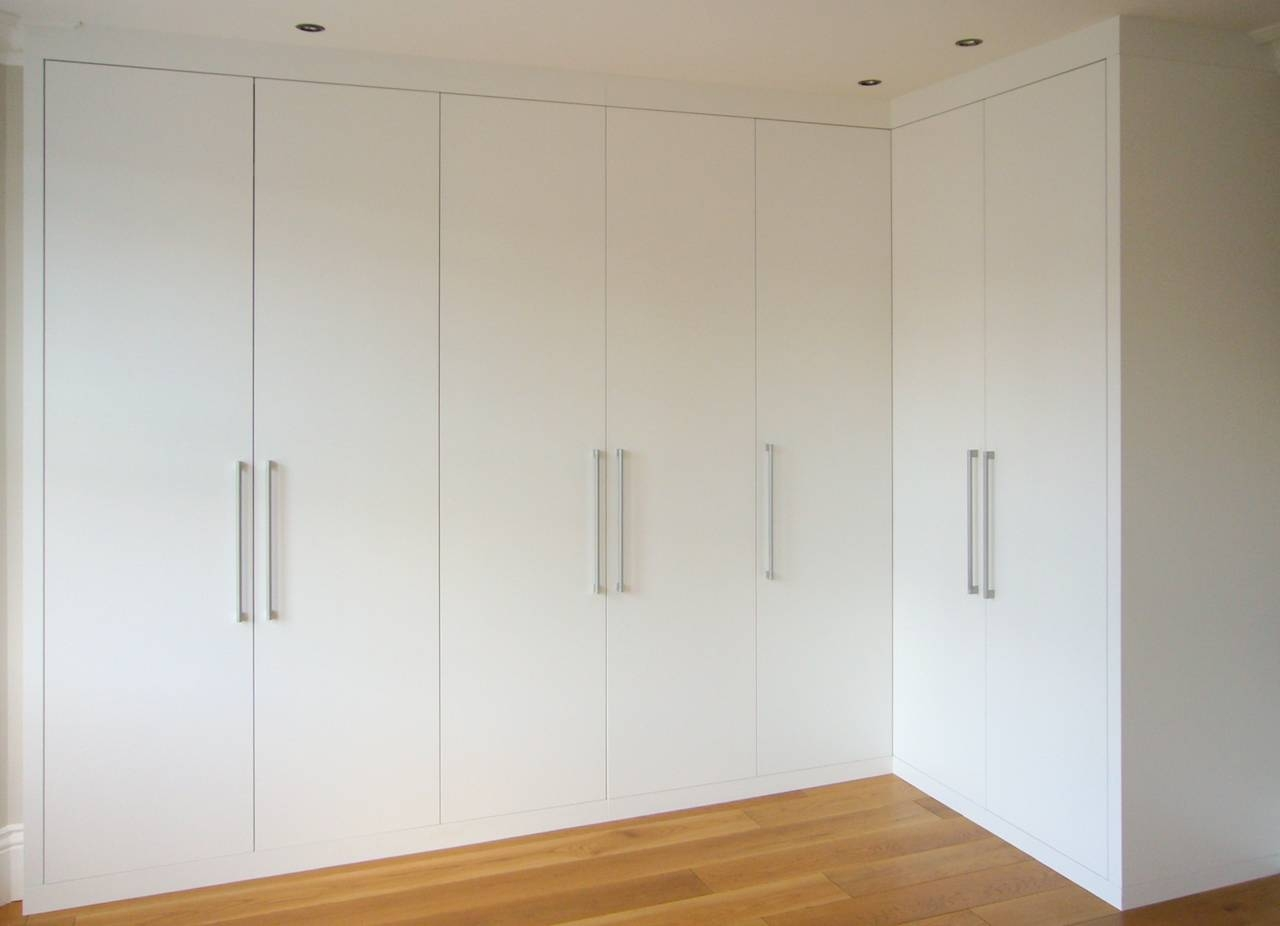 Proline in White Corner Wardrobes (Image 12 of 15)