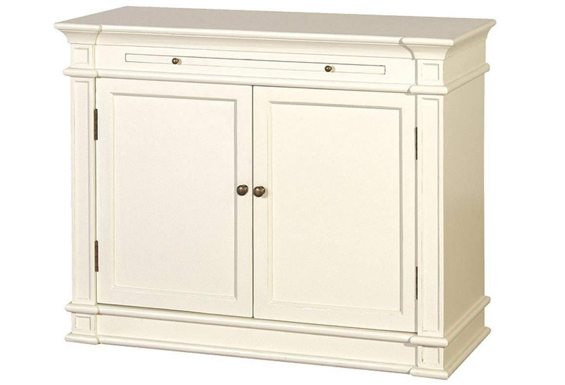 Provence Cream Cupboard With Drawer - Cabinets And Sideboards in Cream Sideboards (Image 16 of 30)