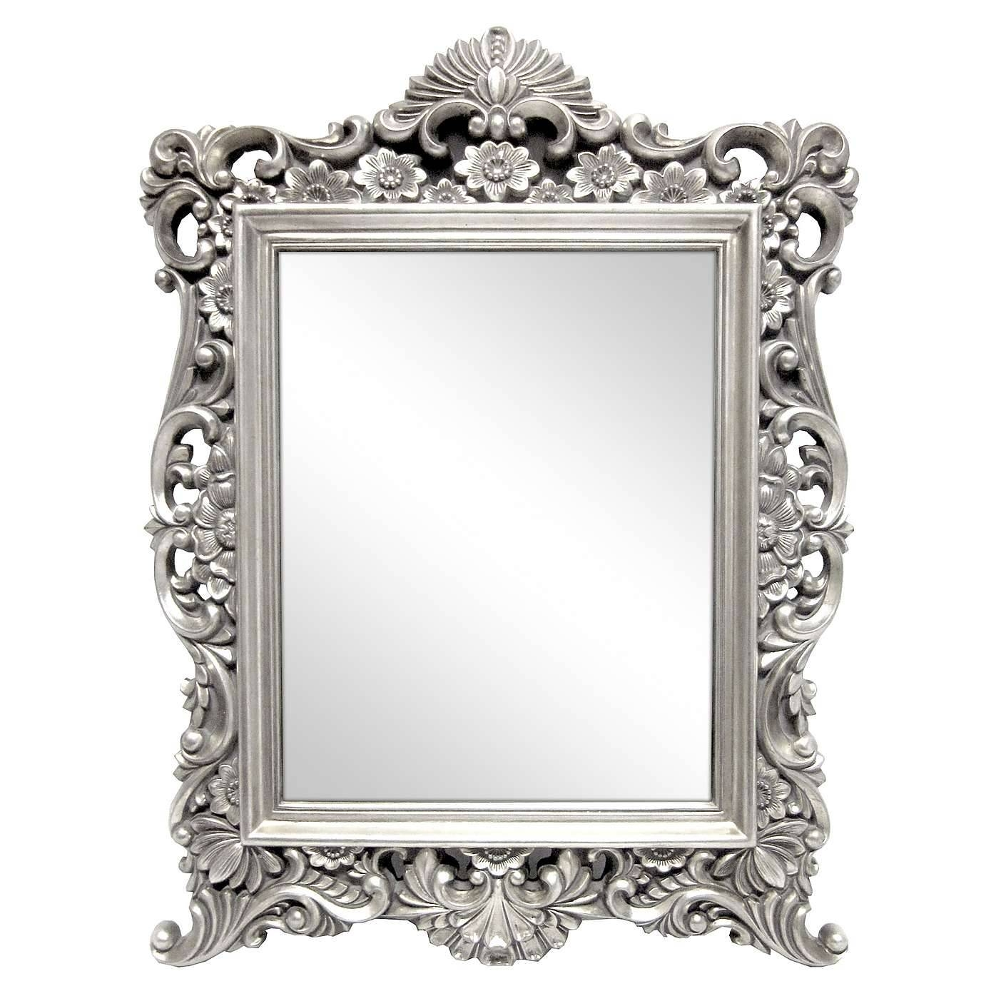 Providing Smart Modern Silver Mirrors From Birkan Engineering For Silver Mirrors (View 14 of 25)