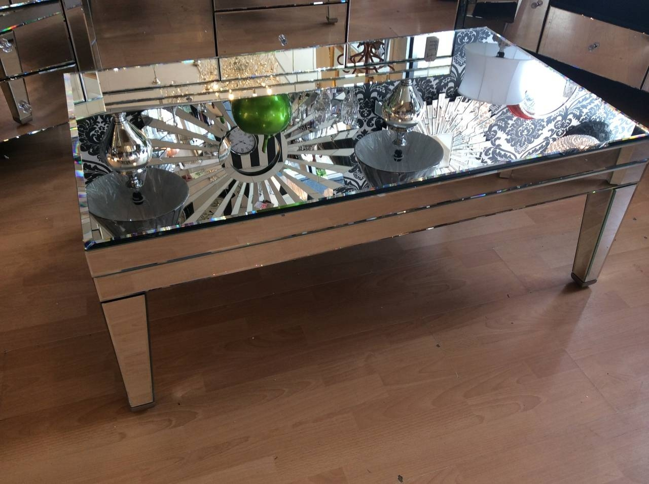 Prs Group Uk | Venetian Mirror Coffee Table/side Table for Venetian Table Mirrors (Image 14 of 25)