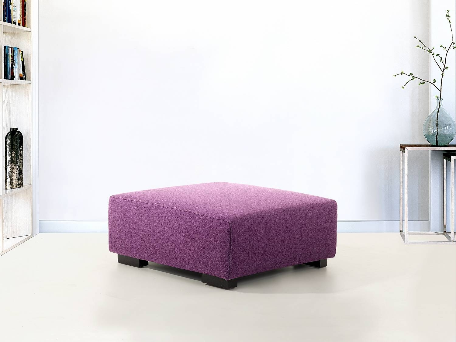 Purple Living Room Coffee Table Ottoman Designs - Decor Crave for Purple Ottoman Coffee Tables (Image 24 of 30)