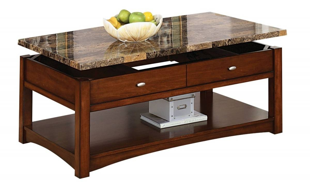 Quality Coffee Table That Lifts Up – Coffee Tables That Convert To throughout Quality Coffee Tables (Image 26 of 30)