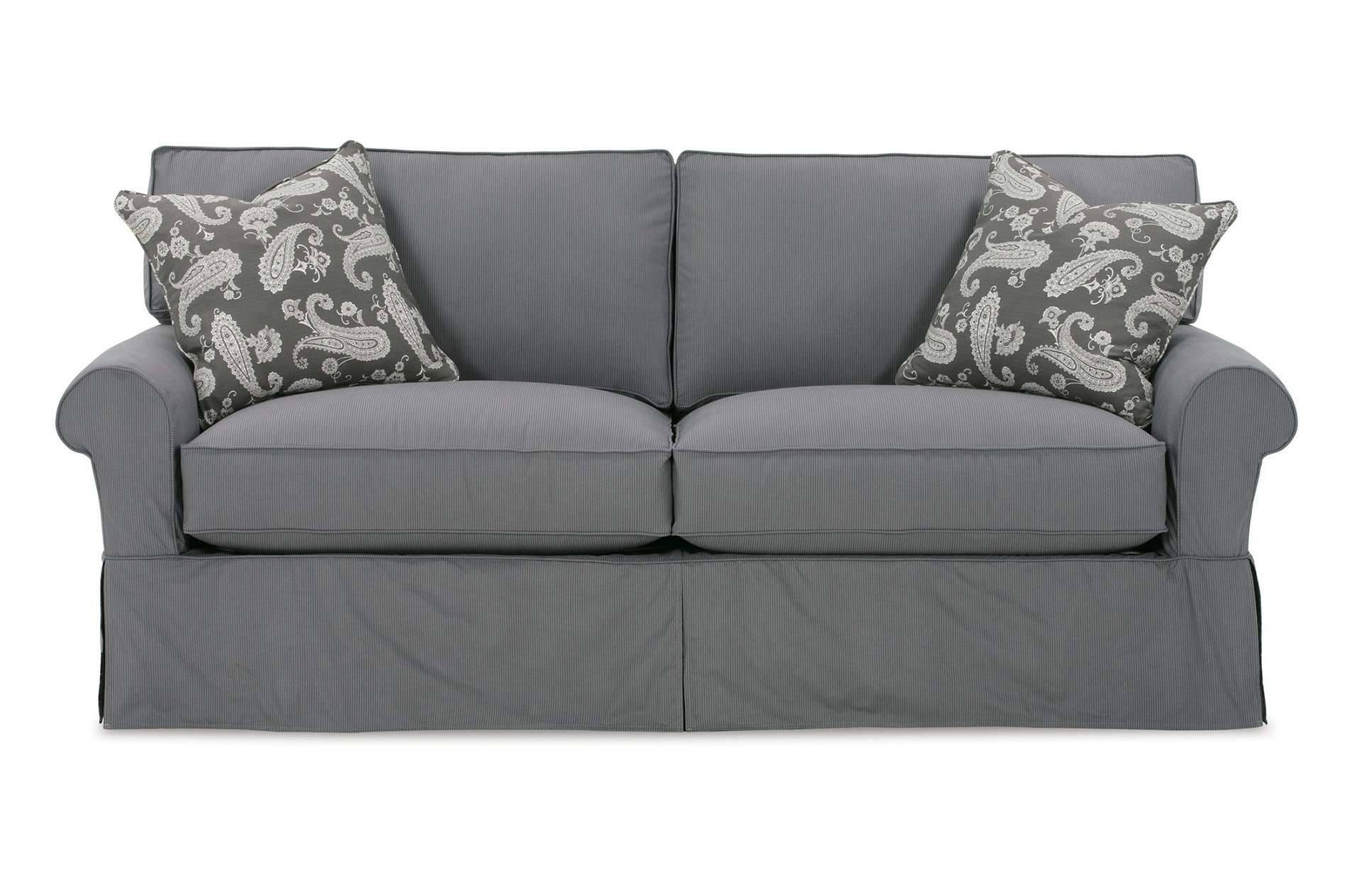 Queen Sleeper Sofa Slipcover - Tourdecarroll within King Size Sleeper Sofa Sectional (Image 15 of 30)