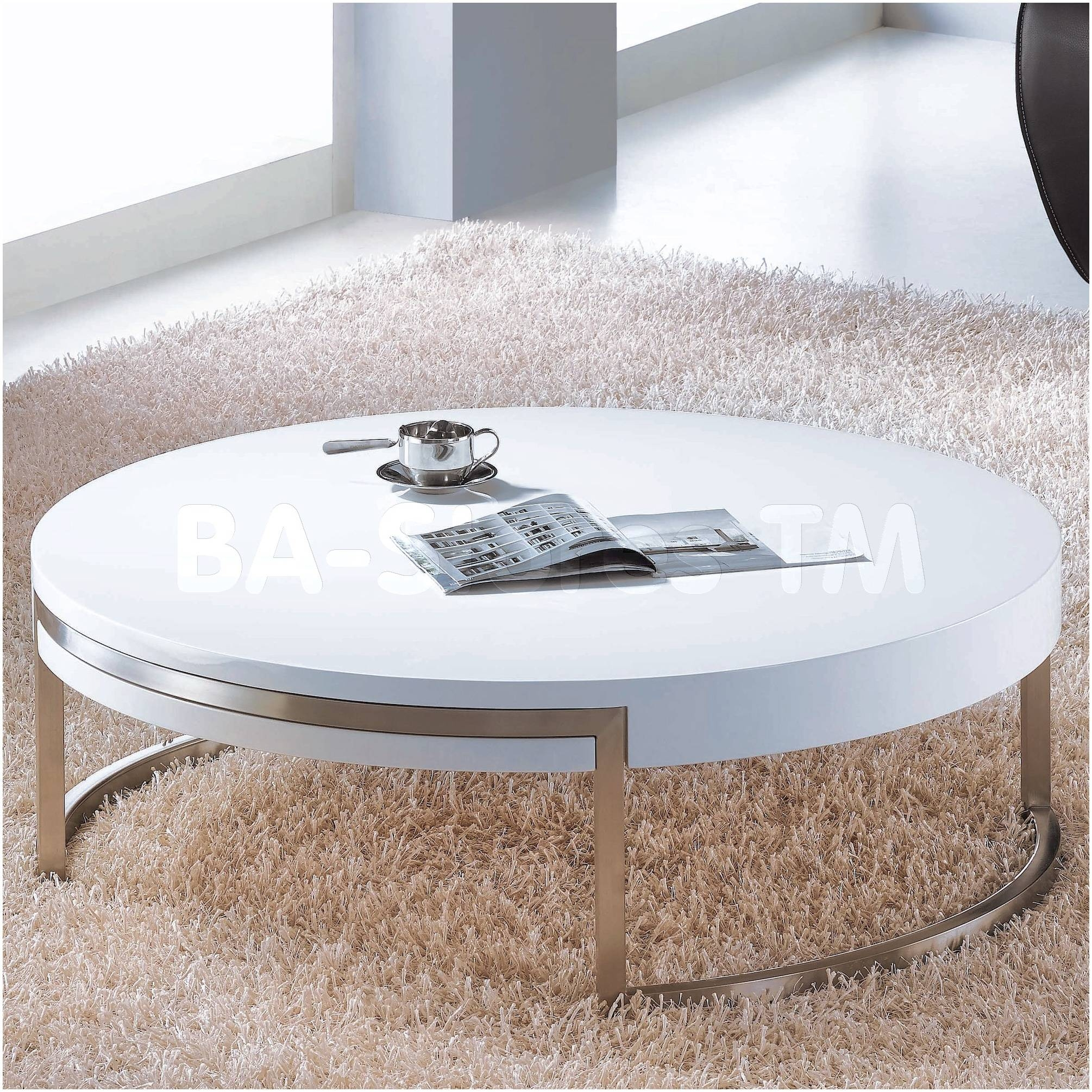 Quick View Brigman Contemporary Coffee – Cocinacentral.co for White Gloss Coffee Tables (Image 20 of 30)
