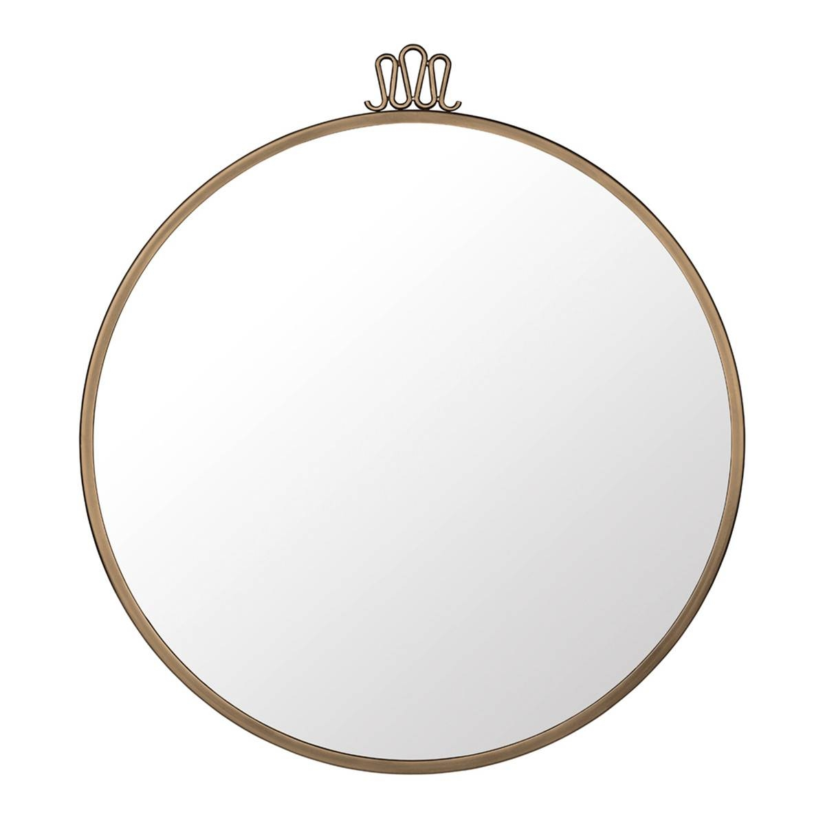 Randaccio Wall Mirrorgubi | Connox with regard to Vintage Wall Mirrors (Image 17 of 25)