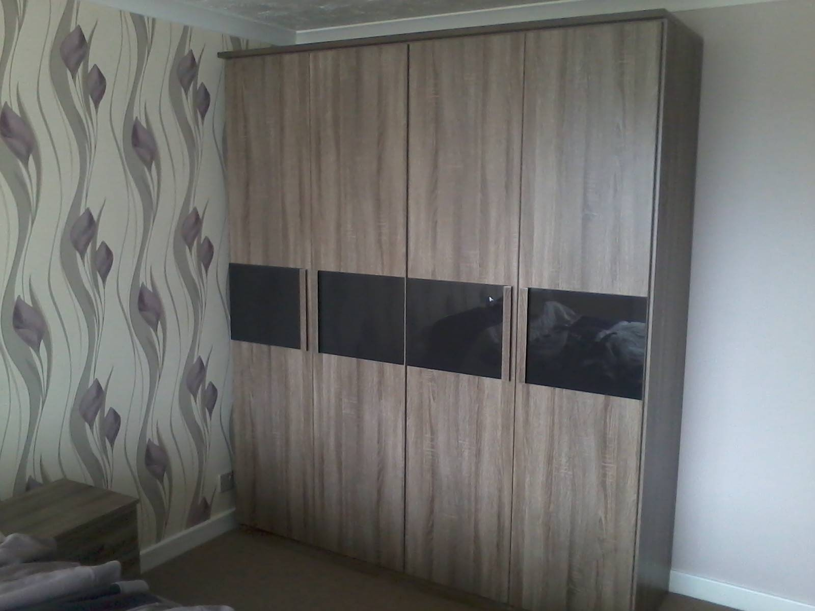 Rauch Furniture | Narbonne 2 Sliding Door Wardrobe | Bedsdirectuk pertaining to 2 Sliding Door Wardrobes (Image 11 of 15)